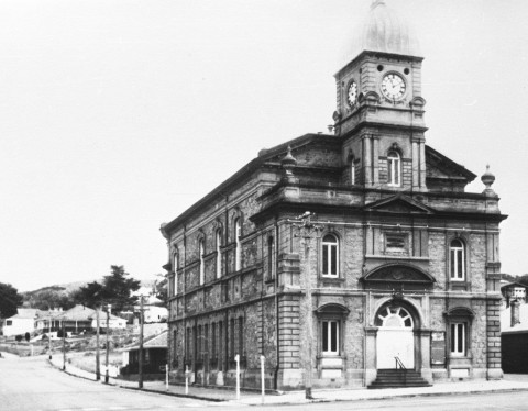 Rejuvenating Albany's iconic Town Hall image
