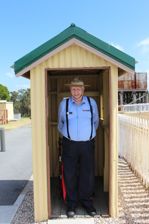 Volunteer clocks up 30 years at Fortress frontline image