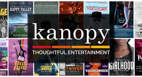 Kanopy video streaming image