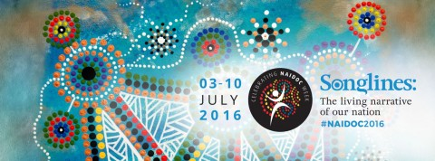 NAIDOC Week celebrations at Albany Public Library image