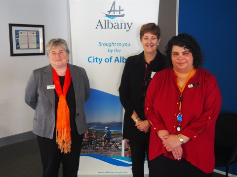 Albany hosts Age-Friendly Network's first regional meeting image
