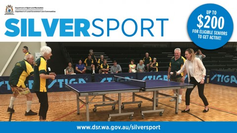 SilverSport pilot program extended to Albany image