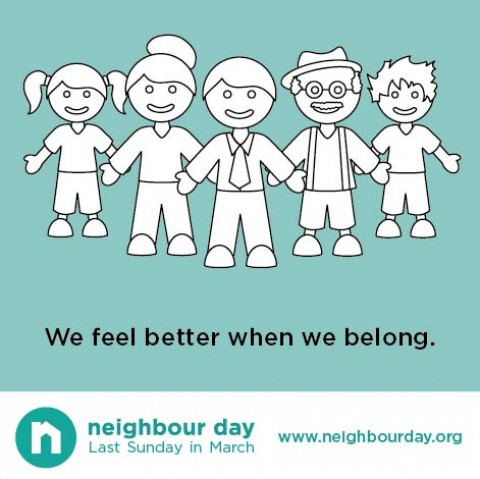 Neighbour Day 2017 image