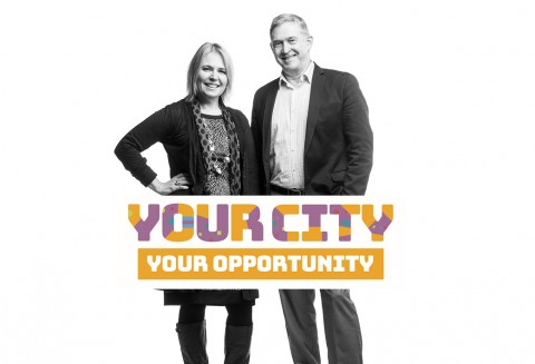 Your City, Your Opportunity image