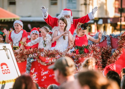 2018 Christmas Festival and Pageant image